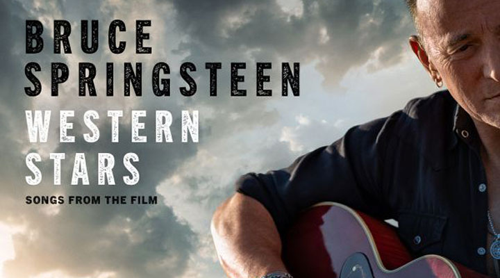 """Bruce Springsteen: il 25 ottobre esce colonna sonora del film """"Western Stars"""""""