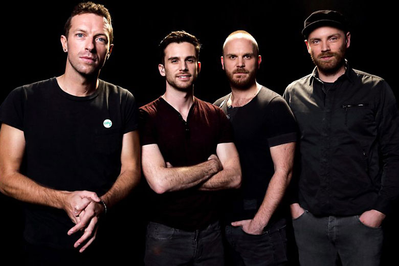 "Coldplay: il nuovo singolo ""Champion Of The World"""