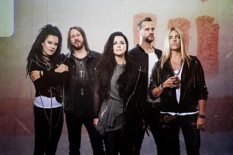Il grande ritorno degli Evanescence