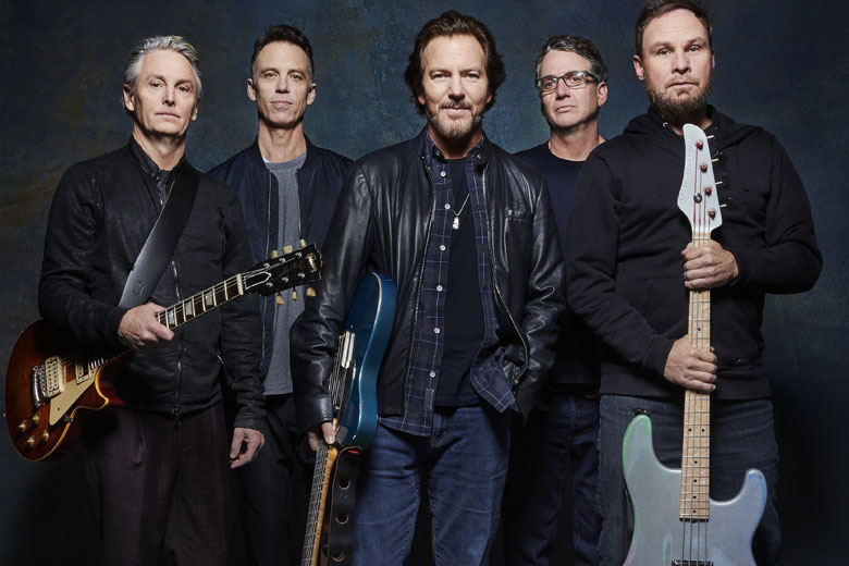 "Pearl Jam: disponibile su Apple TV  ""Gigaton Theatrical Experience"""