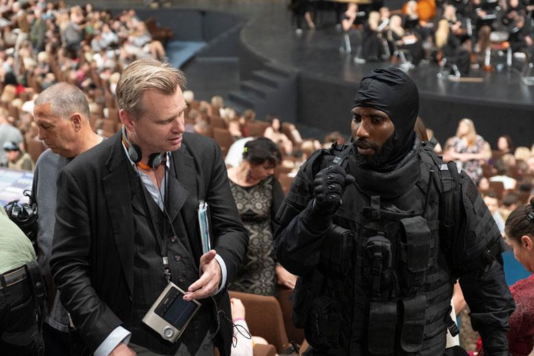 """""""Tenet"""" il nuovo film di Christopher Nolan dal 3 agosto al cinema"""