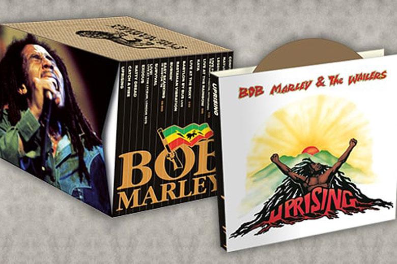 La discografia di Bob Marley arriva in edicola dal 28 agosto