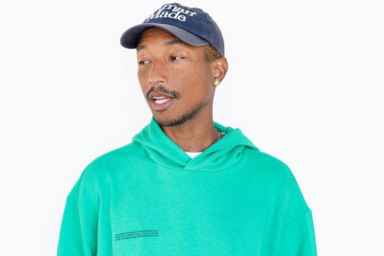 "Pharrell Williams feat. Jay-Z in radio ""Entrepreneur"""