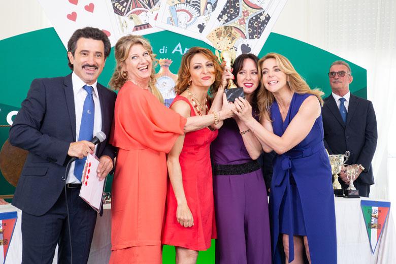 """Burraco Fatale"" al cinema dal 1 ottobre"