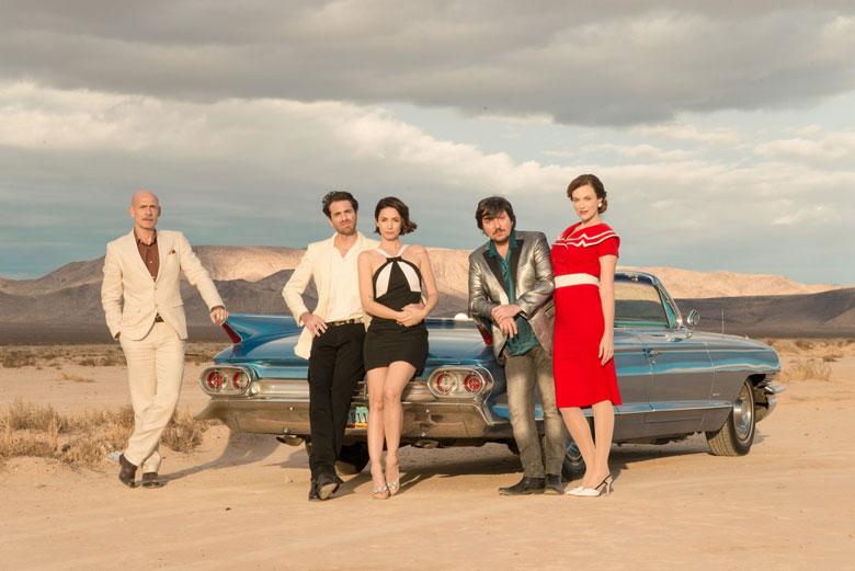 """""""Divorzio a Las Vegas"""" ad ottobre al cinema"""