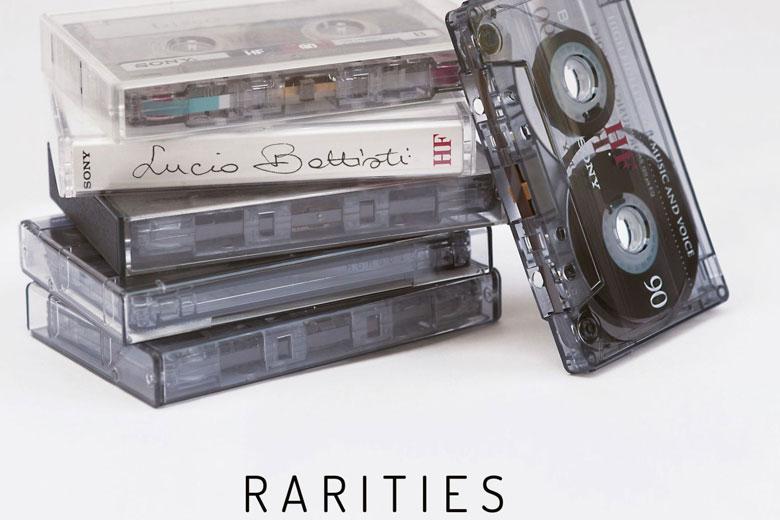 "Esce ""LUCIO BATTISTI – Rarities"""