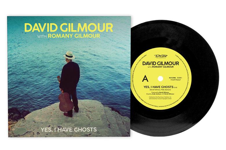 """David Gilmour: in arrivo edizione limitata in vinile di """"Yes, I Have Ghosts"""""""