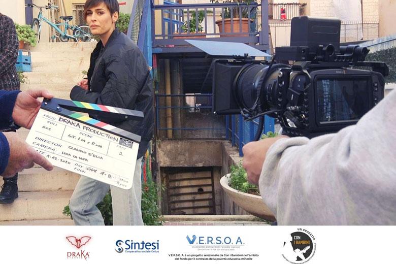 Inizio delle riprese a Palermo di SOGNI DI CARTA