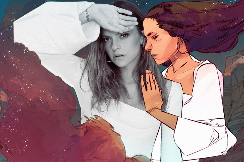 """Francesca Michielin: dal 22 gennaio su tutte le piattaforme digitali """"Cattive stelle"""" feat. Vasco Brondi"""