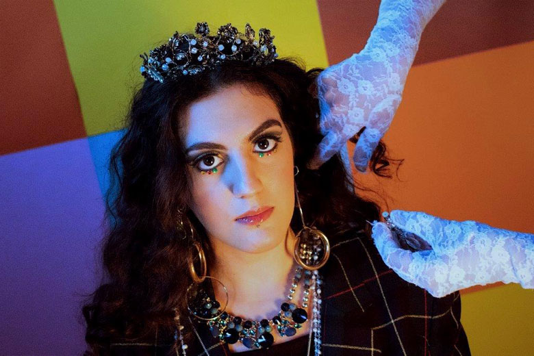 """Leyla El Abiri in radio e nei digital store con il singolo """"Bigiotteria"""""""