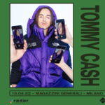 Tommy Cash: il profeta del Post-Soviet rap torna in Italia per un'imperdibile data