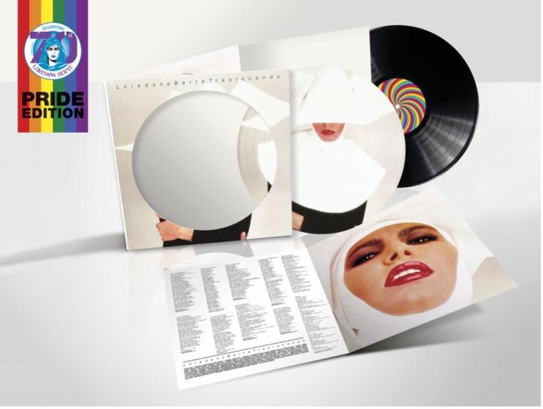 "Loredana Bertè: esce ""Traslocando – 70Bertè – Vinyl collection"""