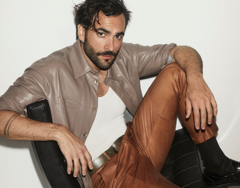 """Marco Mengoni: certificato disco d'oro """"Ma stasera"""""""