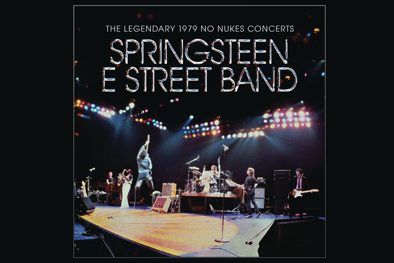 "Bruce Springsteen: in anteprima mondiale dal 16 novembre ""The Legendary 1979 No Nukes Concerts"""